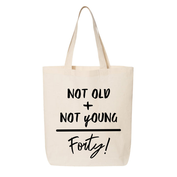 Young Canvas Tote