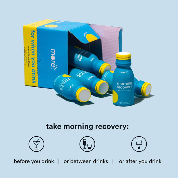 More Labs - Morning Recovery