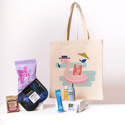 Buy Pool Party Canvas Tote online