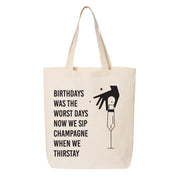 Biggie Birthday Tote