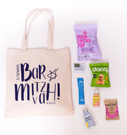 Mitzvah Canvas Tote Boy online