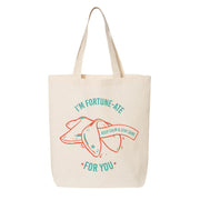 Fortunate Canvas Tote