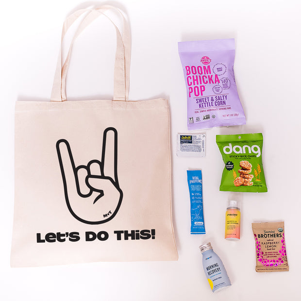 Let's Do This Canvas Tote Online