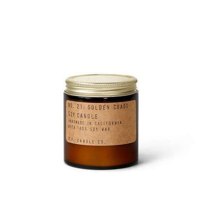 Golden Coast - 3.5 oz Mini Soy Candle