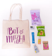Mitzvah Canvas Tote Girl online