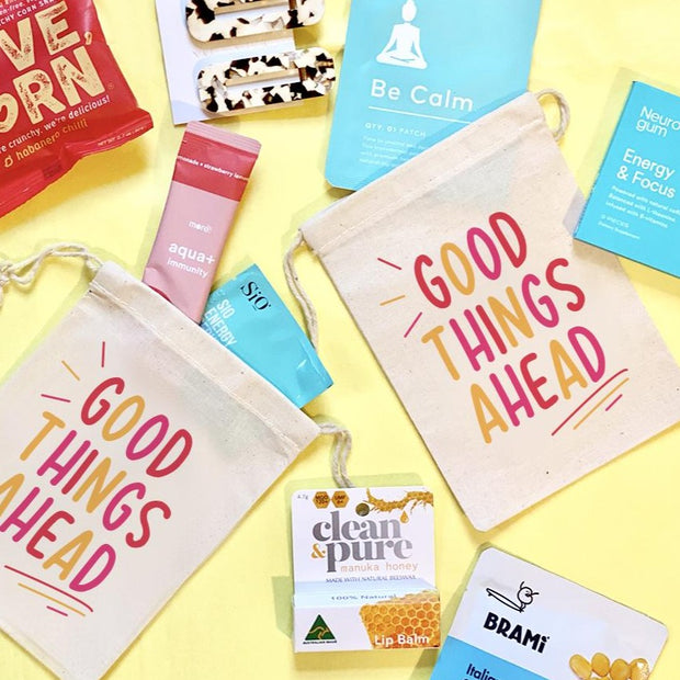 Good Things Ahead Gift Totes