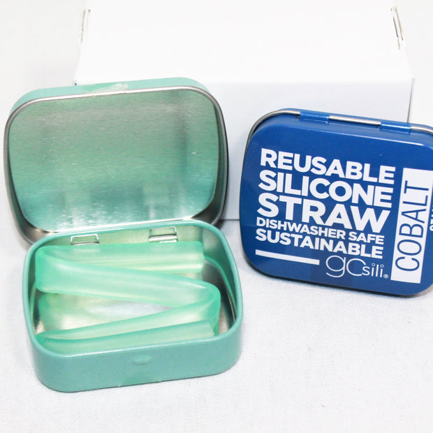 Go Sili - Silicone Straw Tin Single
