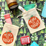 Merry Merry - Holiday Gift Totes
