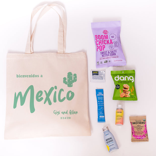 Mexico Canvas Tote Online