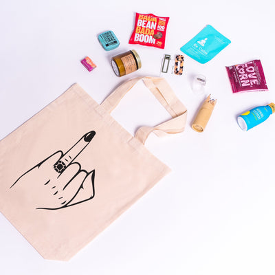Ring Finger Gift Tote