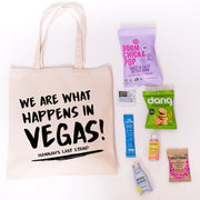 Happens in Vegas Canvas Tote Online