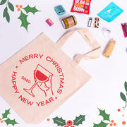 Cheers - Holiday Gift Totes