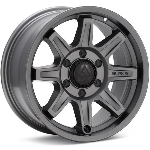 COMMAND 18X9 5X120 +35 LIGHT GREY / AC1890512035LG