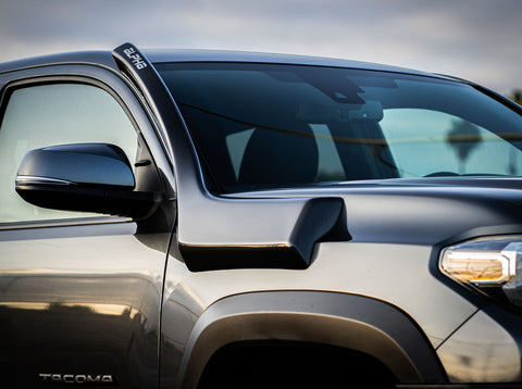 Carbon Fiber Air Snorkel - 3rd Gen Tacoma - Short Version