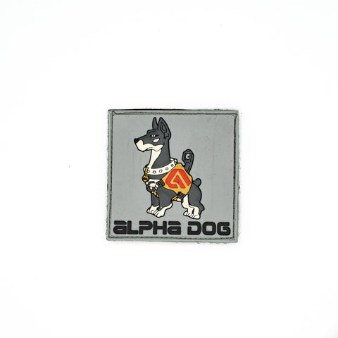 ALPHA Dog patch