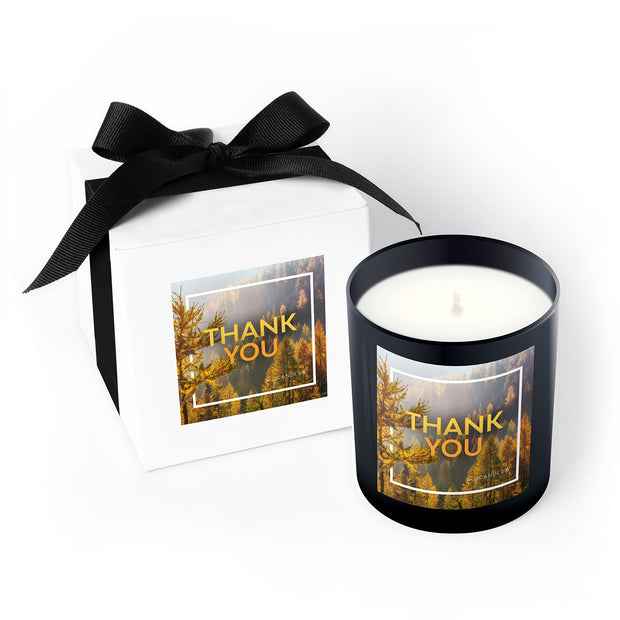 Thank You (Autumn) - 11oz Candle