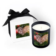 Thank You (Holiday Heart) - 11oz Candle