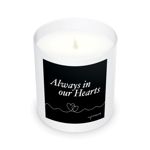 Always In Our Hearts - 11oz Candle