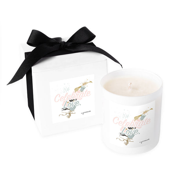 Celebrate Love - 11oz Candle