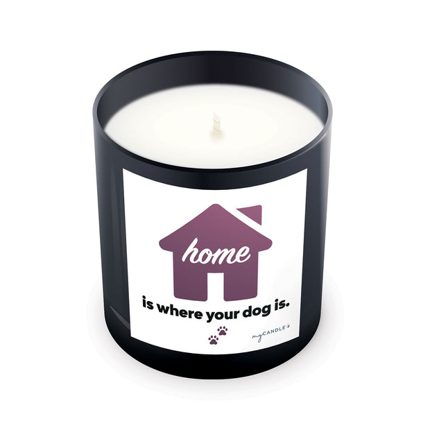 Home Is Where Your Dog Is - 11oz Candle
