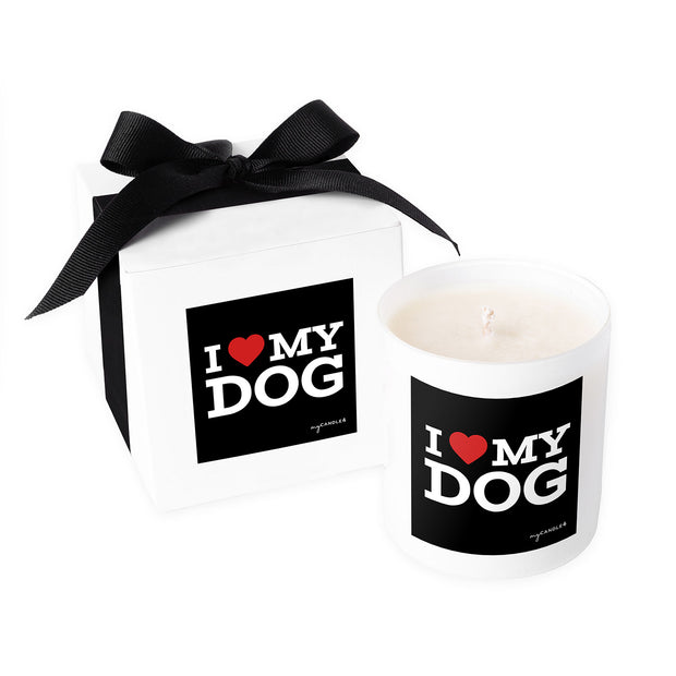 I Heart My Dog - 11oz Candle