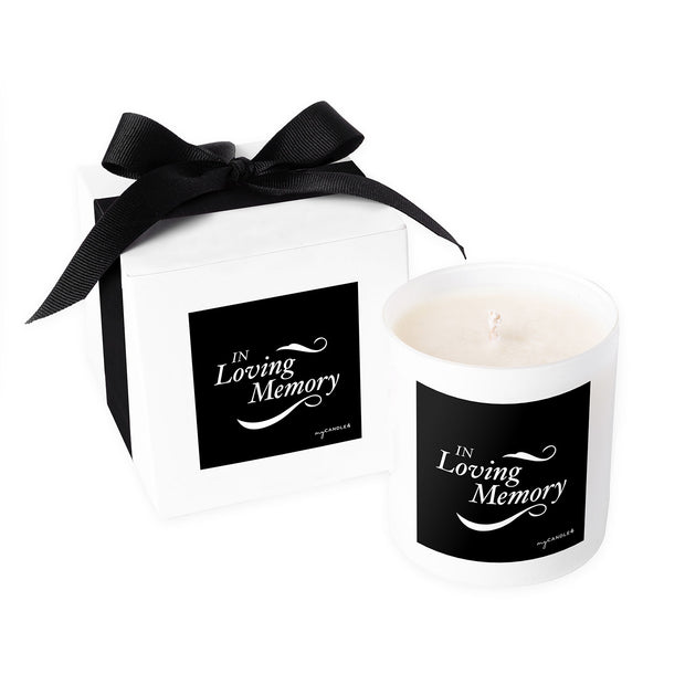 In Loving Memory - 11oz Candle