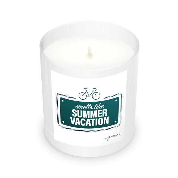 Smells Like Summer Vacation - 11oz Candle