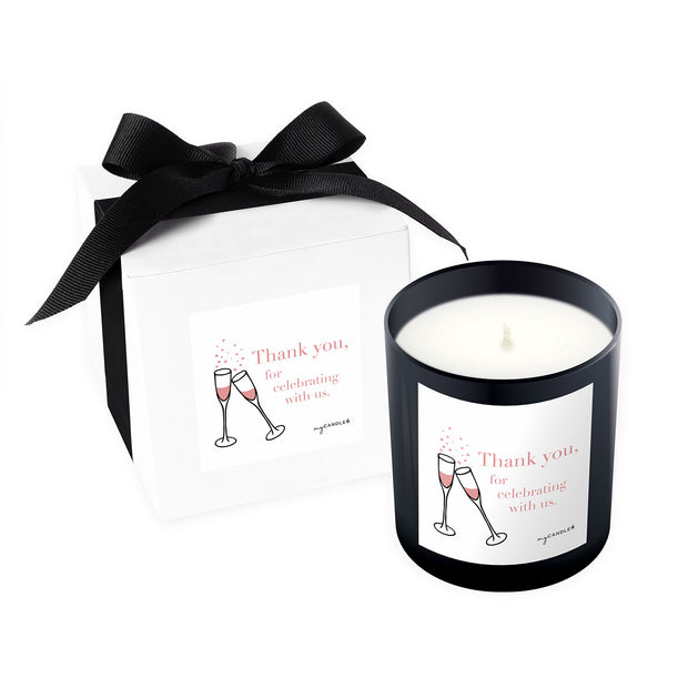 Thank You for Celebrating With Us - 11oz Candle