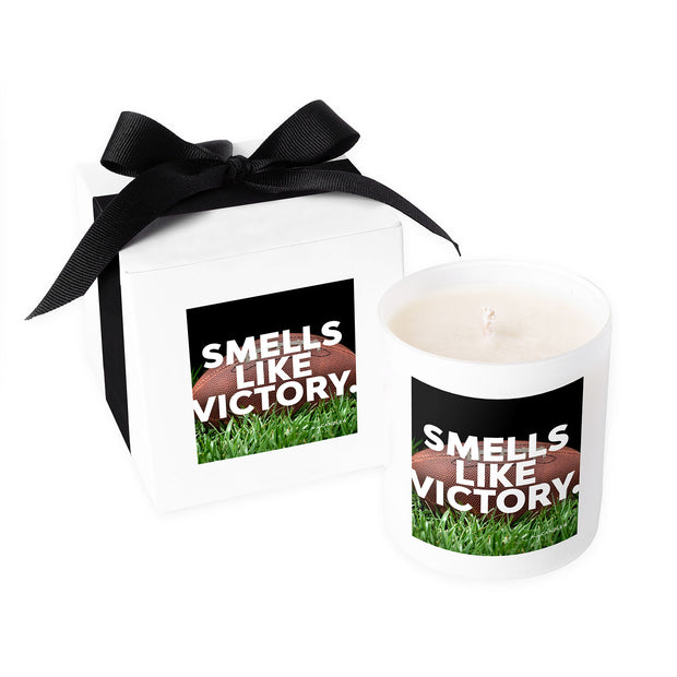 Smells Like Victory Football - 11oz Candle