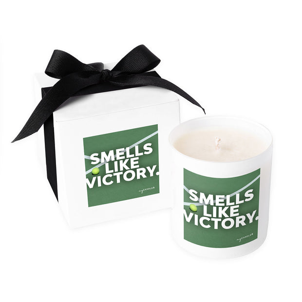 Smells Like Victory Tennis - 11oz Candle