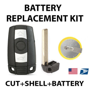 PUSH TO START KEY- REPLACEMENT BATTERY KIT