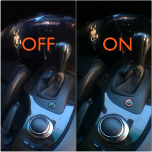 LED Sport Mode Button