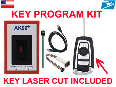 EWS F series flip key - PROGRAM KIT