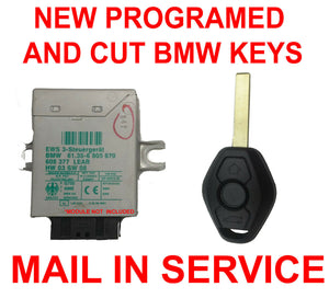 EWS KEY MAIL IN SERVICE