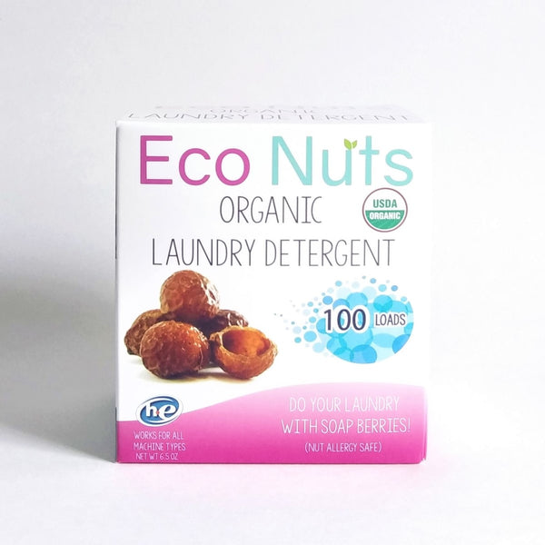 Eco Nuts Organic Soap Berries, 100 Loads