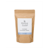 MamaSuds Automatic Dishwasher Powder, Made with safe ingredients - it gets an A rating on EWG's Guide to Healthy Cleaning. It's vegan, eco-friendly, free from synthetic ingredients, and 100% biodegradable.