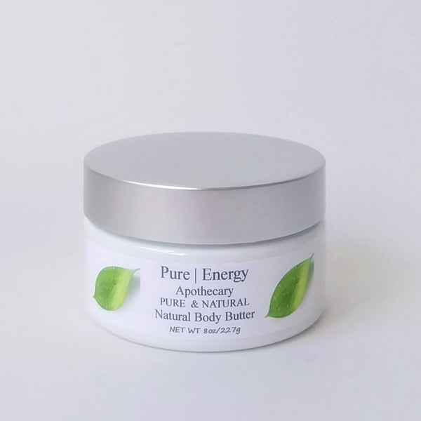 Pure Energy Apothecary Natural Body Butter, Unscented