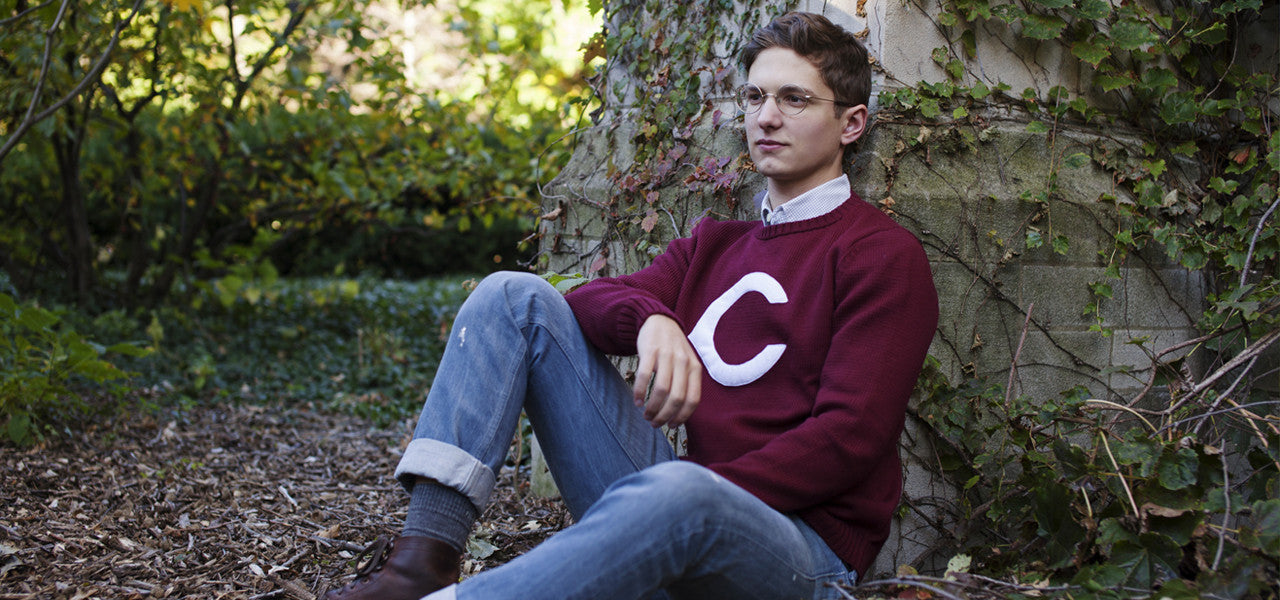 Eckersall Sweater UChicago