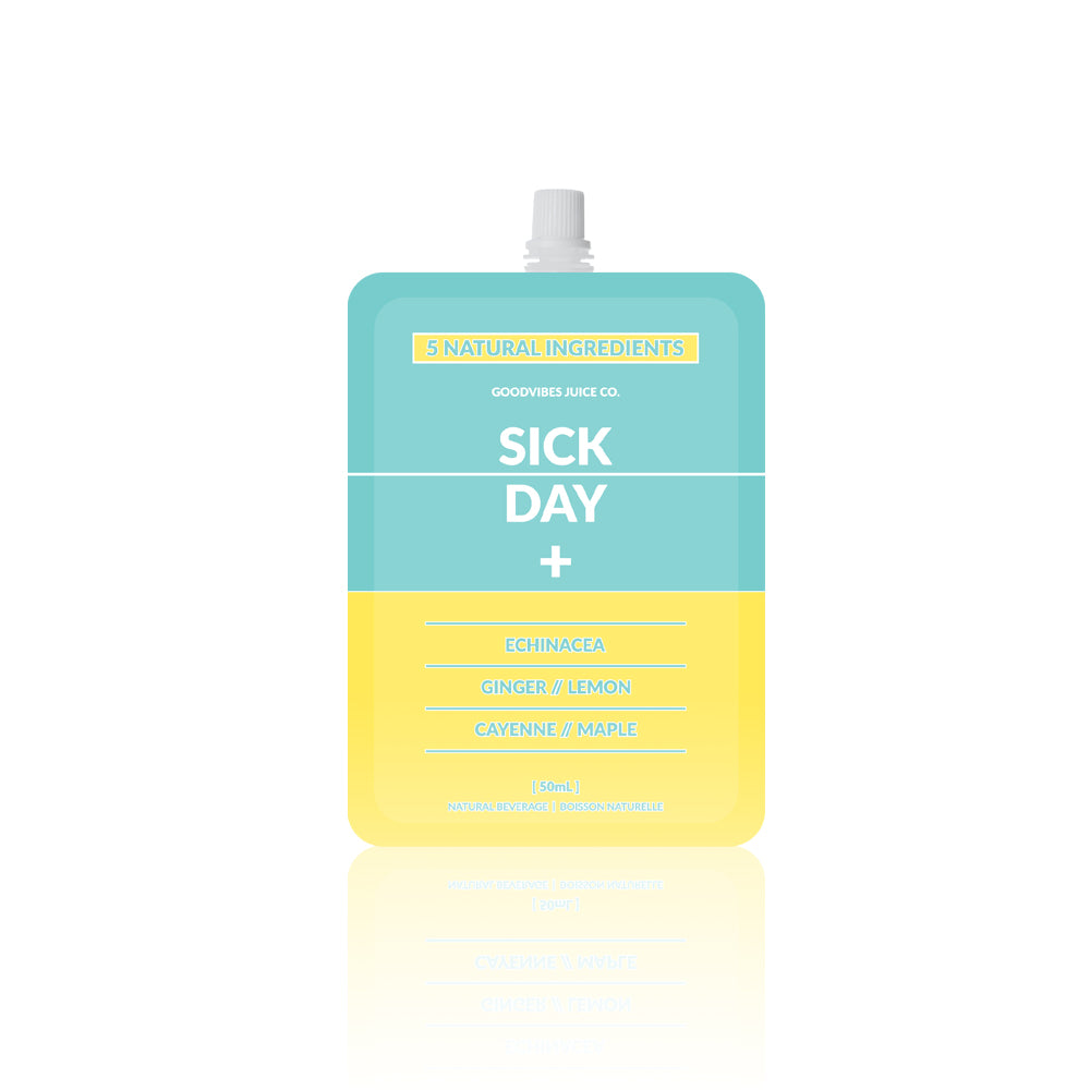 SICK DAY [7 UNITS] WEEK PACK