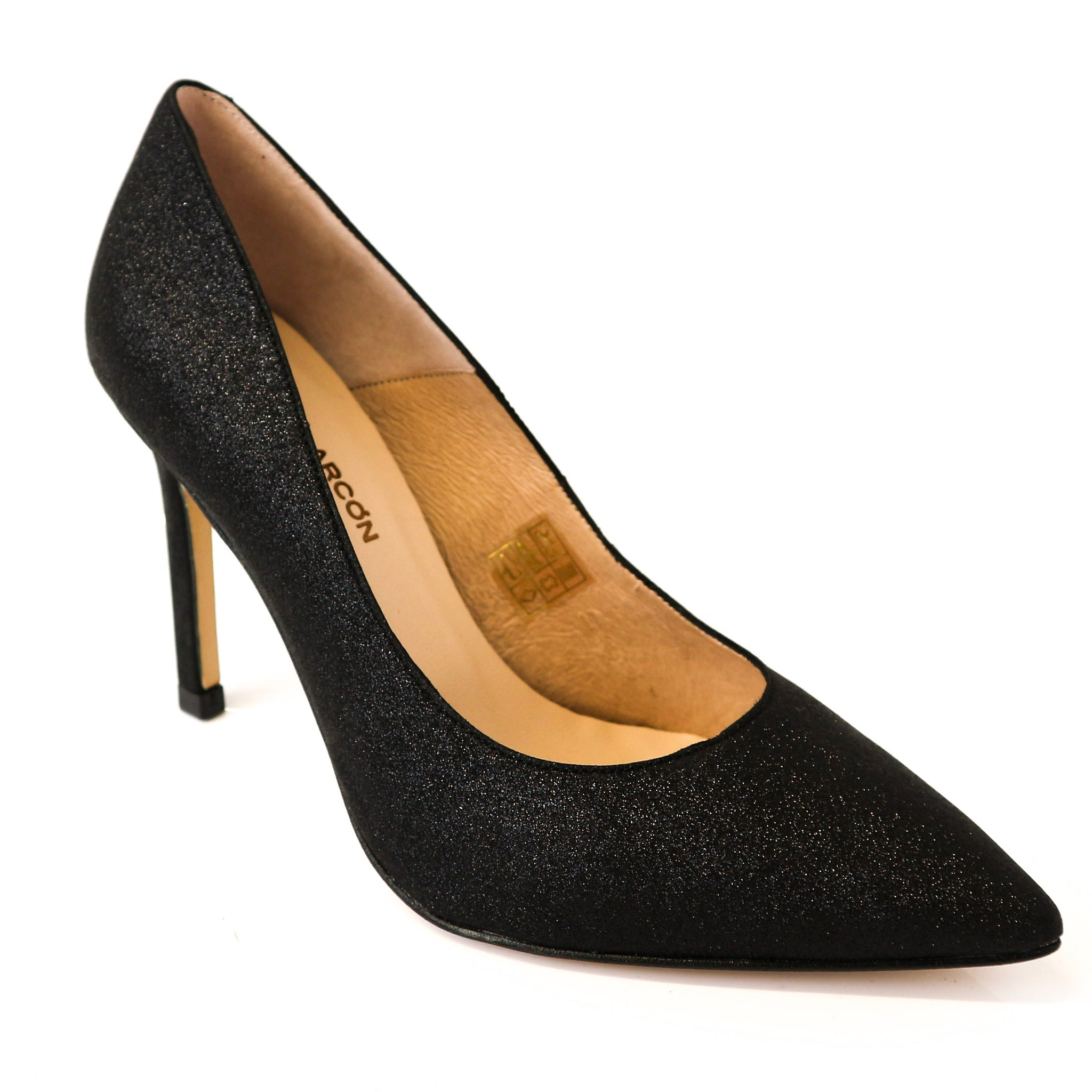 ZARA | Classic Black Pointed Toe Heels - TrystShoes