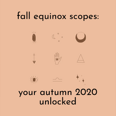 Autumn Equinox Horoscopes