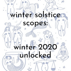 Winter Solstice Horoscopes