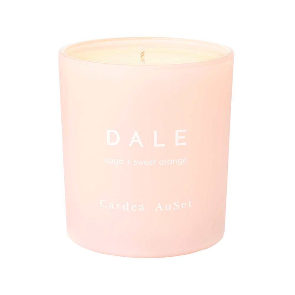 DALE Sage + Sweet Orange Candle