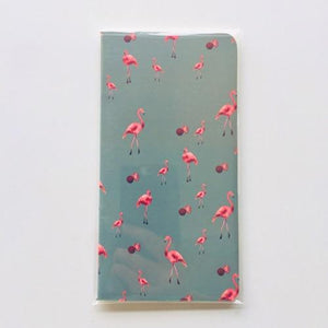 24 Sheets Cactus Flamingo Cherry Planner Notebook To Do List School Office Supply Student Stationery Notepad
