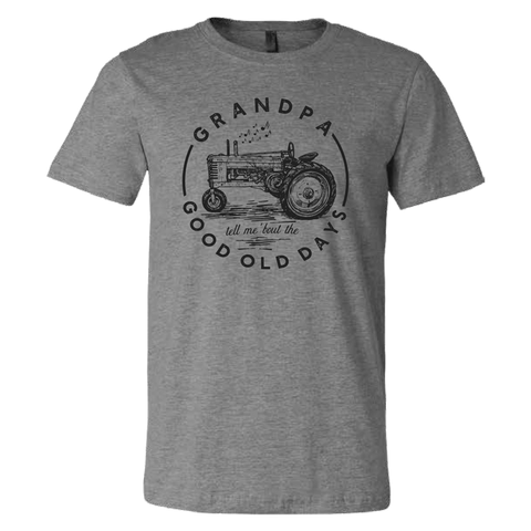 T Shirt (Grandpa Gray)