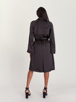 Load image into Gallery viewer, Aubrey Trench Coat