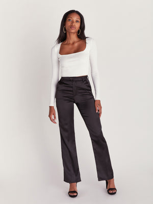 Ellie Satin Pant
