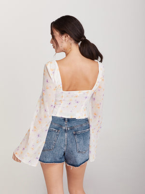 Load image into Gallery viewer, Alesandra Floral Blouse