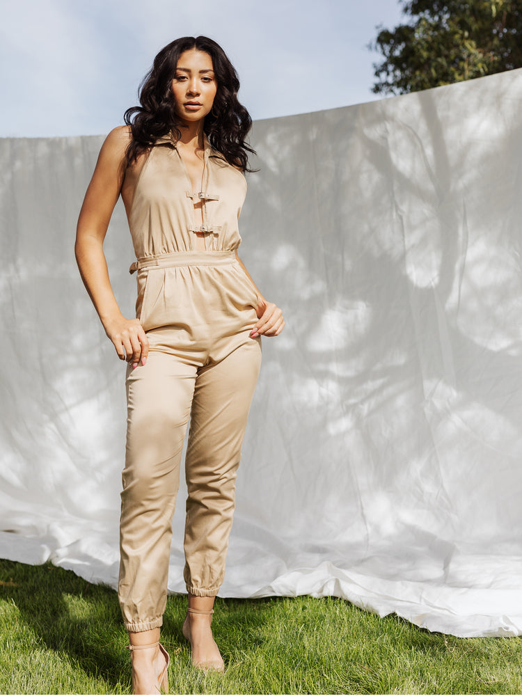 Load image into Gallery viewer, Gianna Jumpsuit