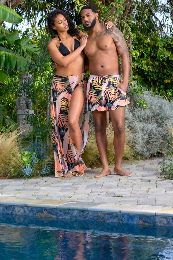 BOTANICAL BAE MATCHING SWIMWEAR